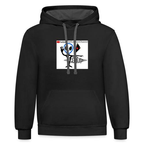Tshirt NewOTLogo Final 2018 11 05 - Contrast Hoodie