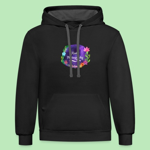Kaity Photography - Contrast Hoodie