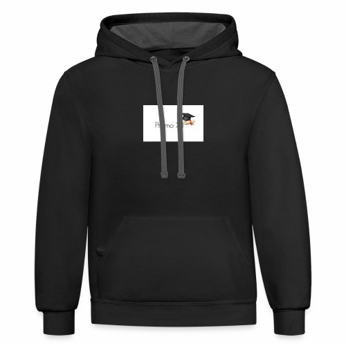 promotion 13 - Contrast Hoodie