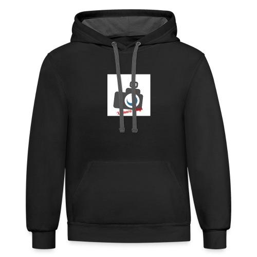 Logodesign 03082018062217 - Contrast Hoodie
