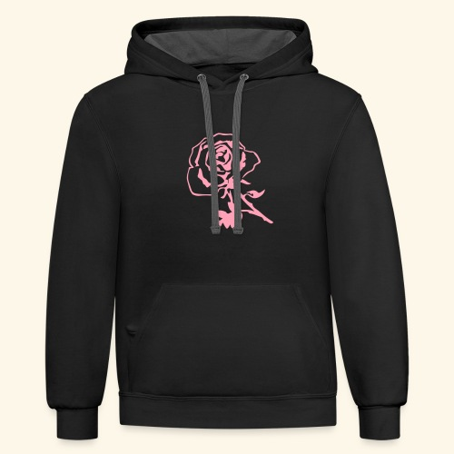 Original Golden Roses Collection - Contrast Hoodie