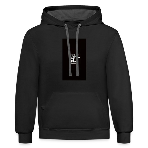 Team GLT Costoms - Contrast Hoodie