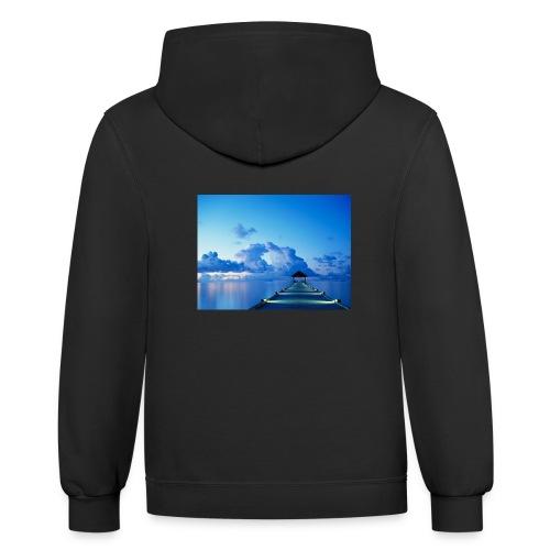 Epicstylez official girl hoodie - Contrast Hoodie