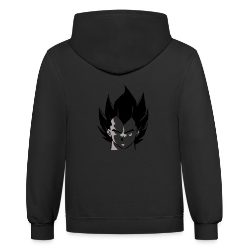 Prince of all - Contrast Hoodie
