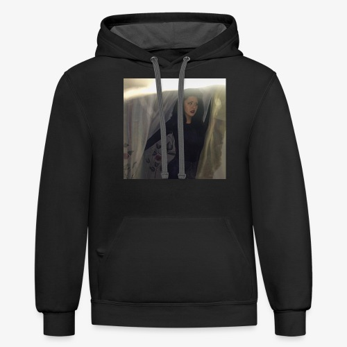 No More 2017 merch (LIMITED EDITION) - Contrast Hoodie