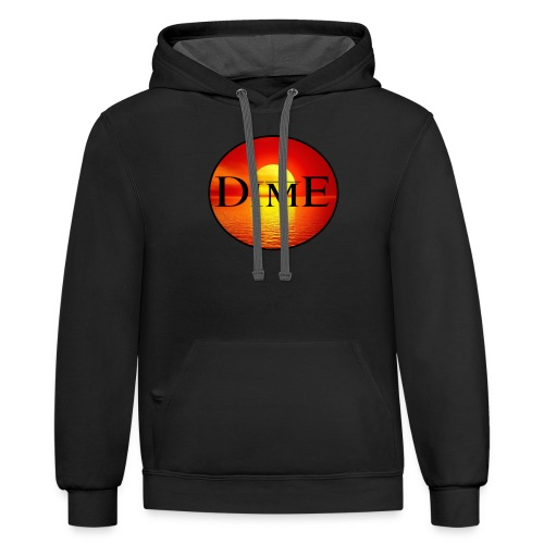 Dime® Sunset - Contrast Hoodie