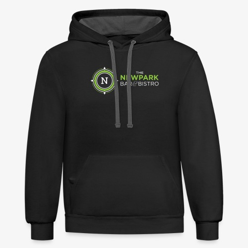 Local Supporter's Apparel - Contrast Hoodie