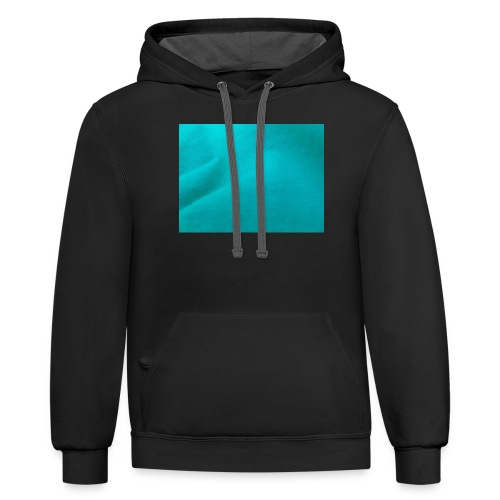 I love you guys - Contrast Hoodie