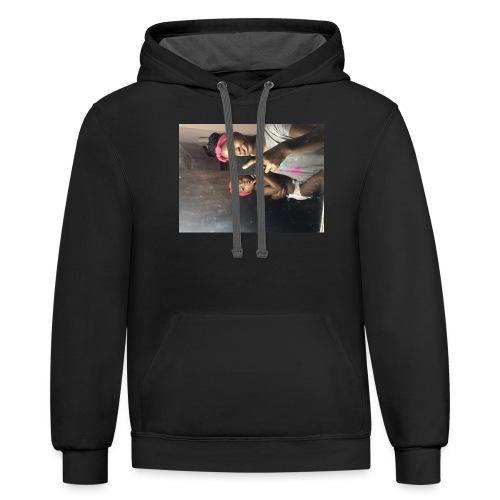 SisterForever Shirt - Contrast Hoodie