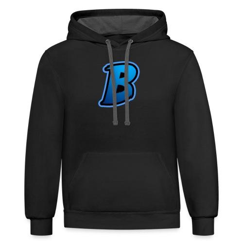 BradyBooneYT - Contrast Hoodie