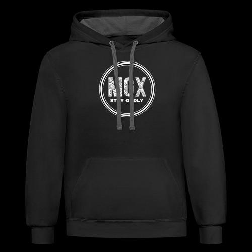 MGX - Contrast Hoodie