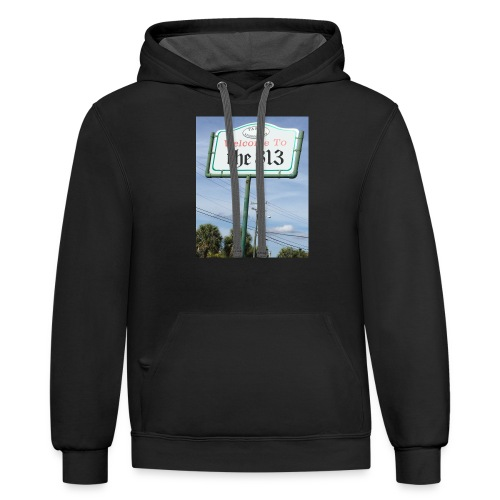 The Neighborhood - Contrast Hoodie