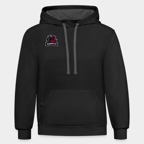 Official LoA Logo - Contrast Hoodie