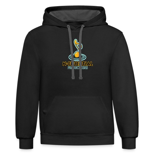 N-Fluential Productions - Contrast Hoodie