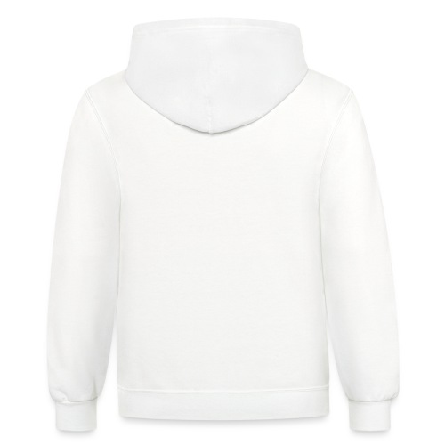 Zyzz Silhouette we're all gonna make it - Contrast Hoodie