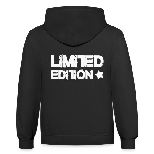 Limited Edition - Unisex Contrast Hoodie