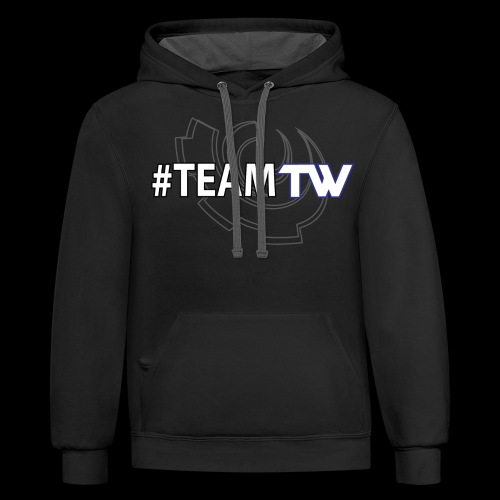 TeamTW - Contrast Hoodie