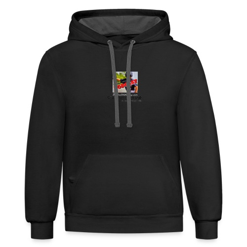 The Bray Merch - Contrast Hoodie