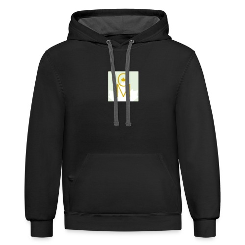CND - Unisex Contrast Hoodie