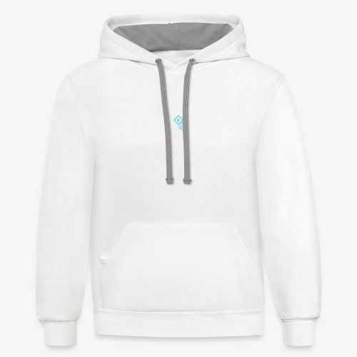 Black Luckycharms offical shop - Contrast Hoodie