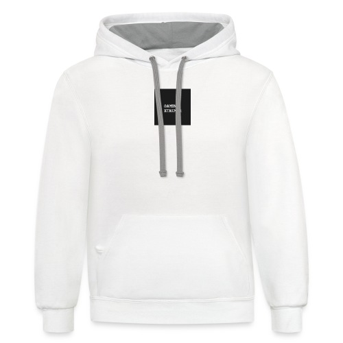 Gaming XtremBr shirt and acesories - Contrast Hoodie