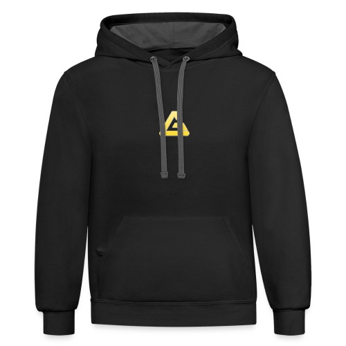 Gabetron T-Shirt - Unisex Contrast Hoodie