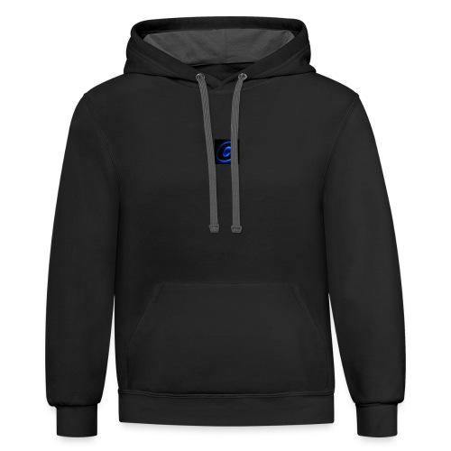 c tag hoodie - Unisex Contrast Hoodie