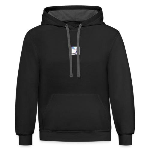 Spyro T-Shirt - Contrast Hoodie