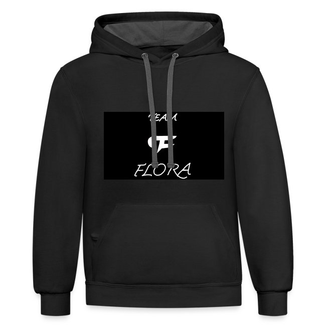 TEAM FLORA BLACKOUT LOGO