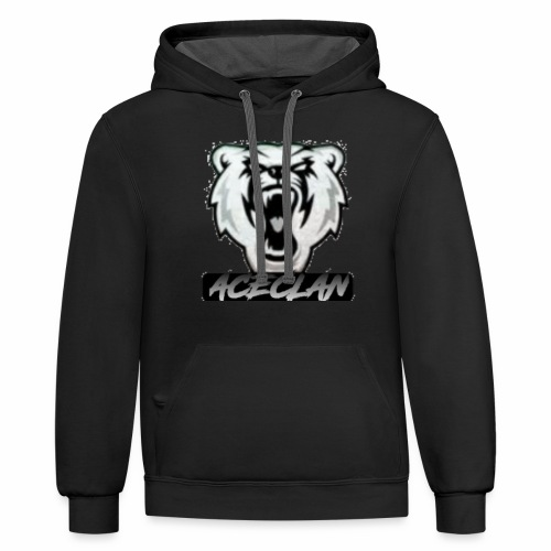 Ace esports sweaters - Contrast Hoodie