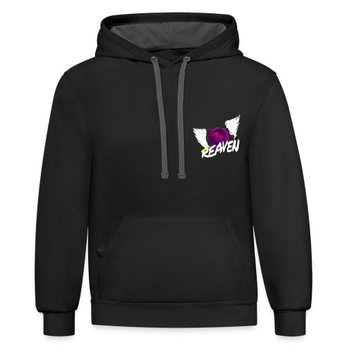Collection Urbaine - Unisex Contrast Hoodie