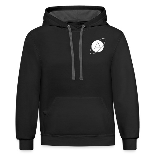Company Tshirts - Unisex Contrast Hoodie