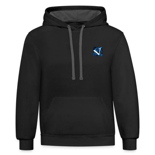Volzai Logo - Contrast Hoodie