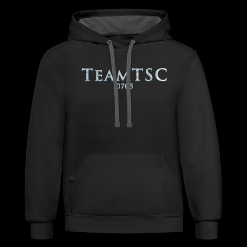teamTSC Freeze - Unisex Contrast Hoodie
