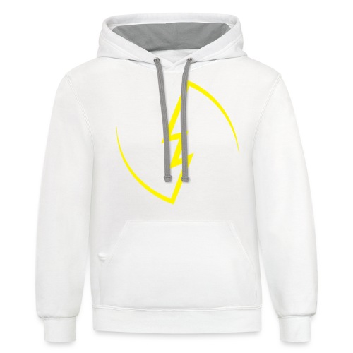 Electric Spark - Contrast Hoodie