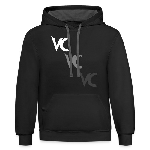 V3L0C1TY Logo Mugs & Drinkware - Contrast Hoodie
