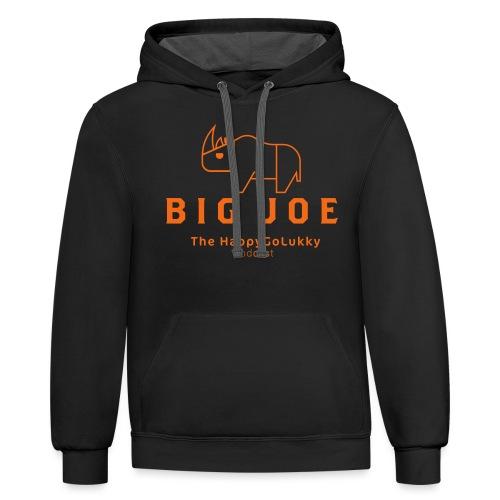 Big JoeT - Unisex Contrast Hoodie