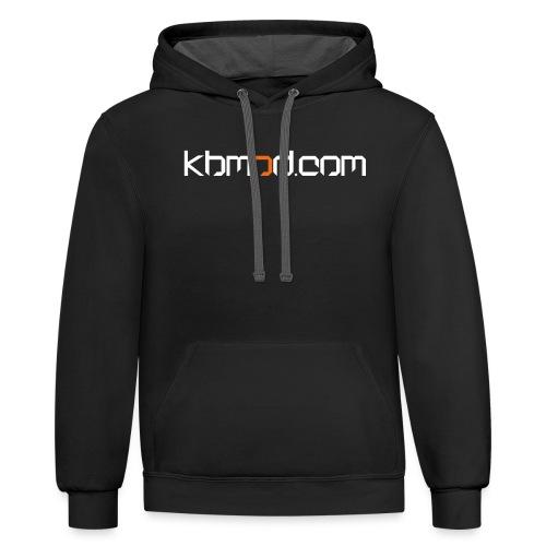 kbmoddotcom - Unisex Contrast Hoodie
