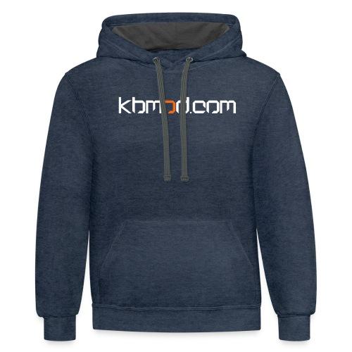 kbmoddotcom - Contrast Hoodie
