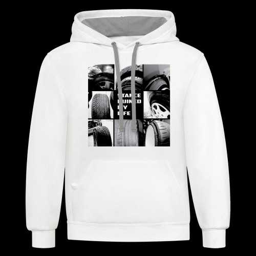 Stance Ruined My Life - Contrast Hoodie