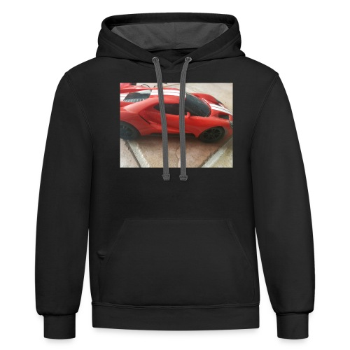 Need for speed 2 - Unisex Contrast Hoodie