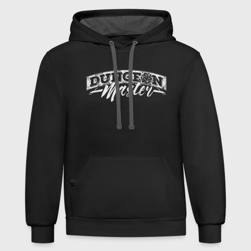 Dungeon Master & Dragons - Contrast Hoodie