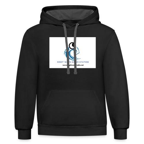 Tee Shirt - Contrast Hoodie