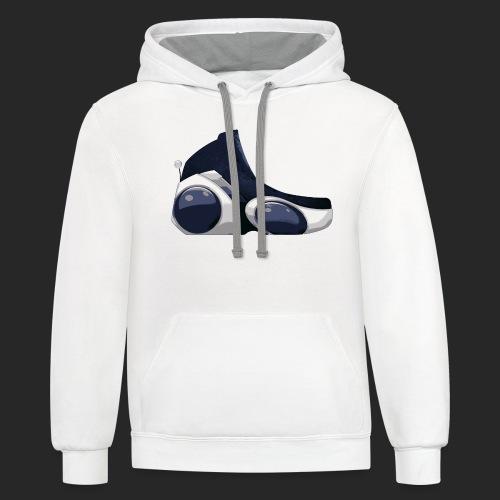 Wicked Dano Baller II Sneaker - Contrast Hoodie