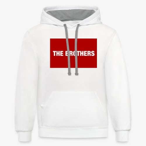 The Brothers - Contrast Hoodie