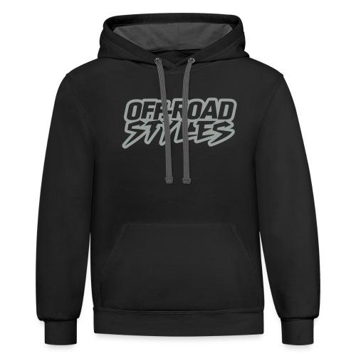 Off-Road Styles - Contrast Hoodie