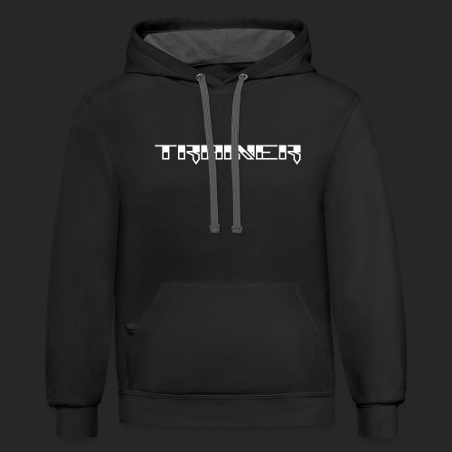 Wicked Dano Trainer Design - Contrast Hoodie