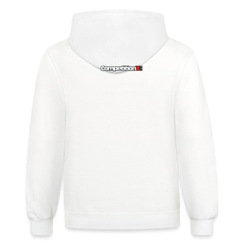 CompetitionX - Unisex Contrast Hoodie