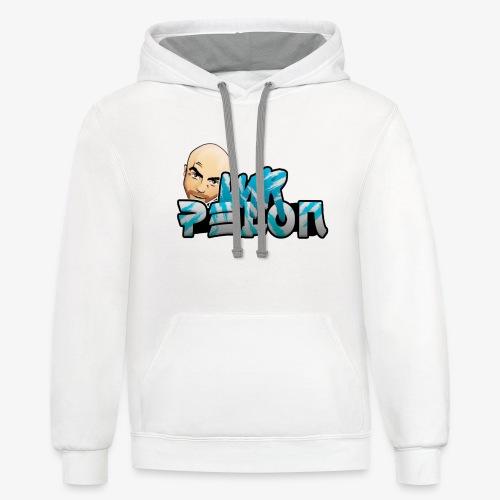 MR PELON - Contrast Hoodie
