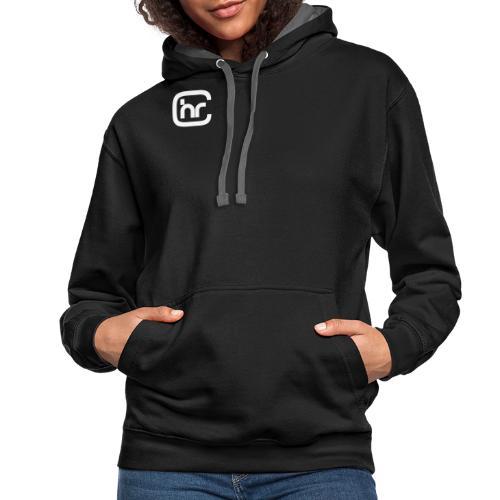 CHR WEAR - Contrast Hoodie